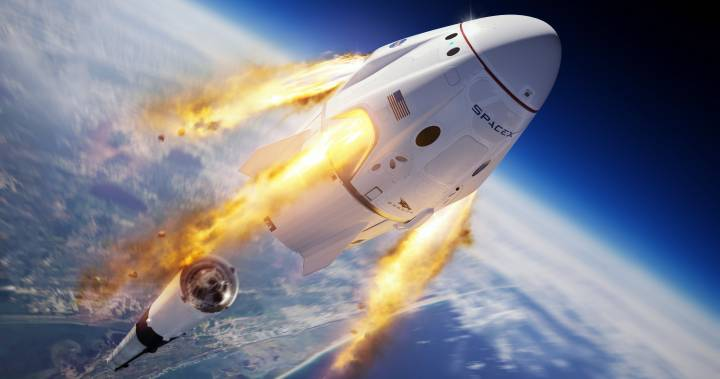 SpaceX launch with NASA astronauts will feature retro-style capsule – National