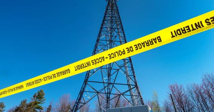 Coronavirus conspiracy theory linking pandemic to 5G technology sparks cell tower fires – National