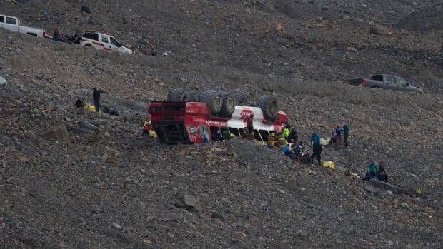 Witness surprised anyone survived bus crash in Jasper National Park that killed 3, injured 24