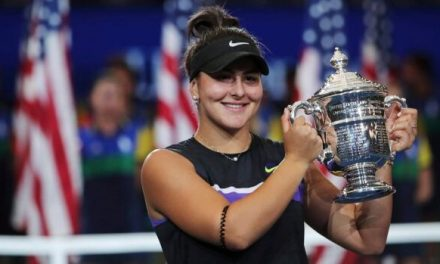 Defending champion Bianca Andreescu pulls out of U.S. Open