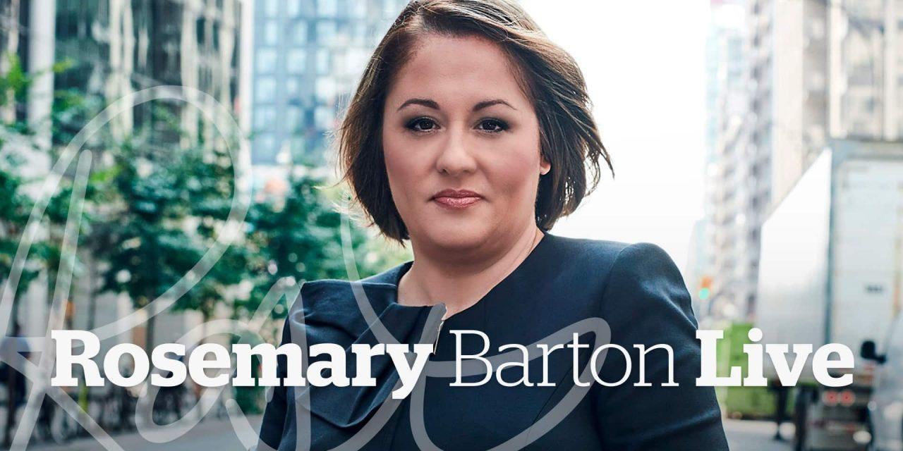 Rosemary Barton Live